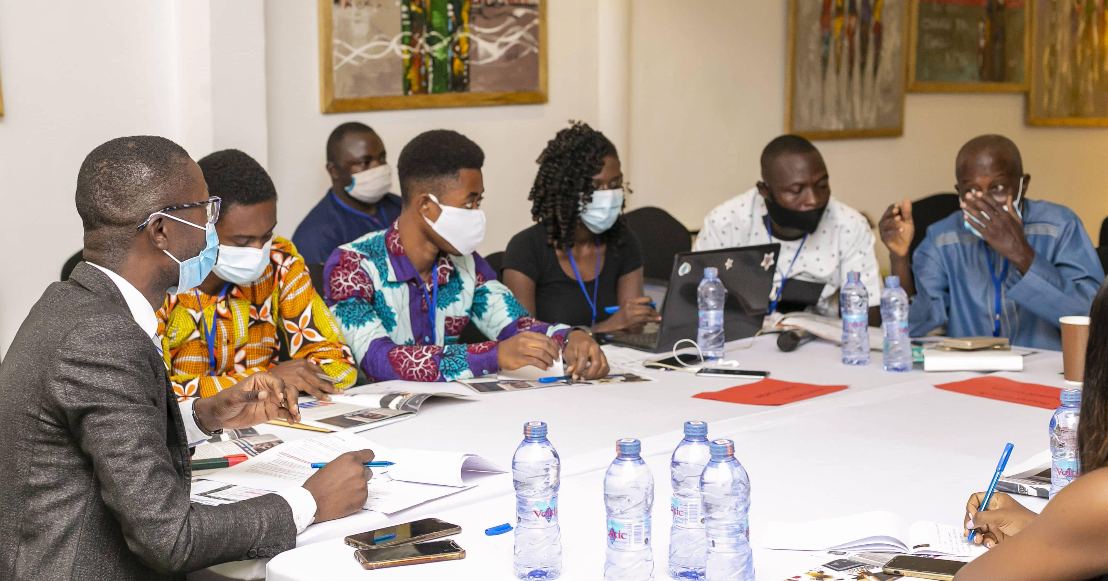 Interventions youth employment Ghana stakeholder engagement