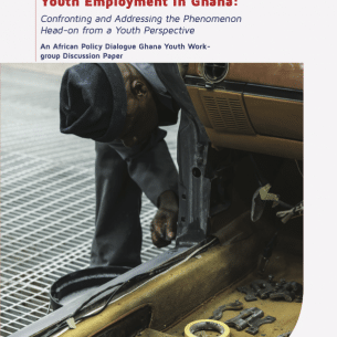 cover Youth Employment Ghana
